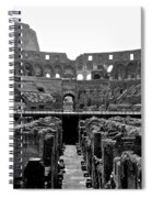 Stands The Test Of Time Spiral Notebook