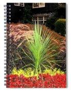 Stanley Park Gardens Spiral Notebook