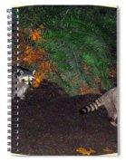 Stanley Park Rascals Spiral Notebook