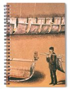 Stanleys Portable Boat Spiral Notebook