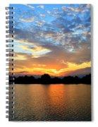 Stanton Lakes  Spiral Notebook