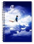 Star Boy Spiral Notebook