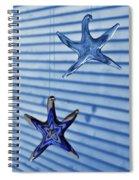 Star Bright Spiral Notebook