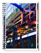 Star Factory Spiral Notebook