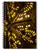 Star Light Spiral Notebook