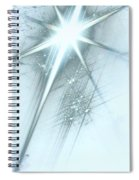 Star Of Wonder Spiral Notebook