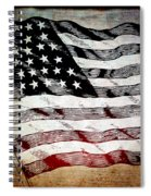 Star Spangled Banner Spiral Notebook