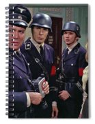 Star Trek Patterns Of Force Episode Publicity Photo Number Two 1968 Spiral Notebook