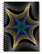 Star Twist Spiral Spiral Notebook