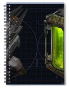 Star Wars The Old Republic Spiral Notebook