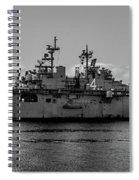 Starboard Boxer Spiral Notebook