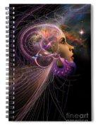 Starborn Spiral Notebook