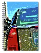 Starbucks 5 Spiral Notebook