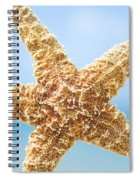 Starfish Close-up Spiral Notebook