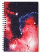 Stargazer - 02 Spiral Notebook