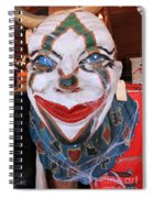 Staring Back At You Spiral Notebook