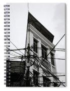 Stark Hanoi Spiral Notebook