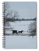 Stark Winter Buggy Spiral Notebook