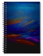 Starlight @ Night Spiral Notebook