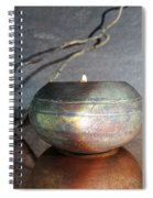 Starlight 2 Spiral Notebook