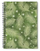 Starlight Christmas Viii Spiral Notebook