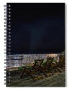 Starlight View Spiral Notebook