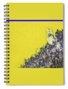 Starling Surprise Spiral Notebook