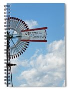 Starmill Spiral Notebook