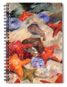 Starry Sea Spiral Notebook