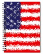 Stars And Stars And Stripes Spiral Notebook