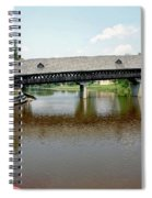 Stars And Stripes Frankenmuth Michigan Spiral Notebook