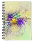 Stars Are Born Spiral Notebook