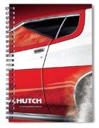 Starsky And Hutch Spiral Notebook