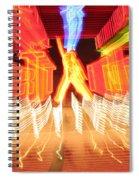 Starstruck Spiral Notebook