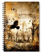 Start Of Chaos  Spiral Notebook