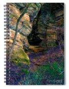 Starved Rock No 2 Spiral Notebook