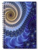 Stary Night Spiral Notebook
