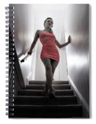 Stat Is Going To Paint The Town Red Spiral Notebook