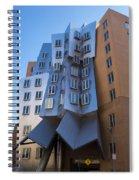 Stata Center Cambridge Ma Mit Spiral Notebook