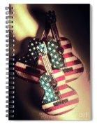State Of Rock And Rock Spiral Notebook