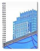 State Street  Spiral Notebook