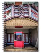 State Theater Spiral Notebook