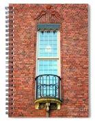 Stadshuset Window Spiral Notebook