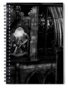 Stations Of The Cross Spiral Notebook
