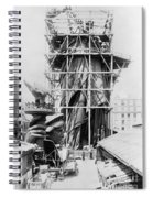 Statue Of Liberty, C1883 Spiral Notebook