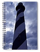 St.augustine Light House Spiral Notebook