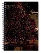 St.augustinelights4 Spiral Notebook