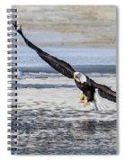 Steady Approach Spiral Notebook