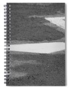 Stealing Home Spiral Notebook
