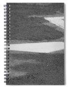 Stealing Home Spiral Notebook